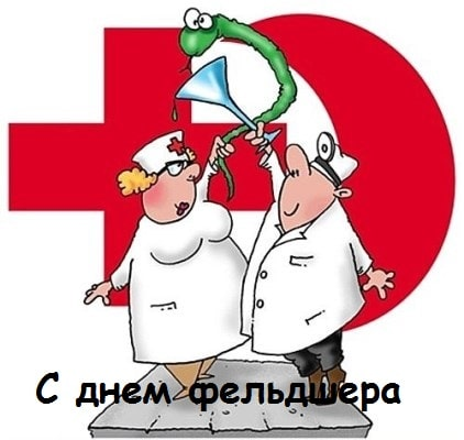 день фельдшера скорой помощи