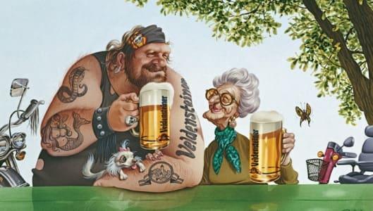 Новые картинки с Днем пивовара (24 прикольные красивые)