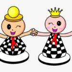 Красивые картинки с Днем шахмат (24 открытки для смс)